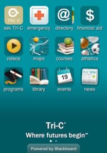 Tri-C mobile screenshot