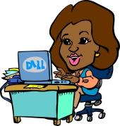 Susan Typing