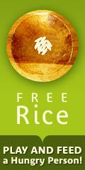Free rice logo