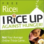 Rice up against hunger