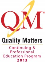 QM Cotinuing & Professional Education